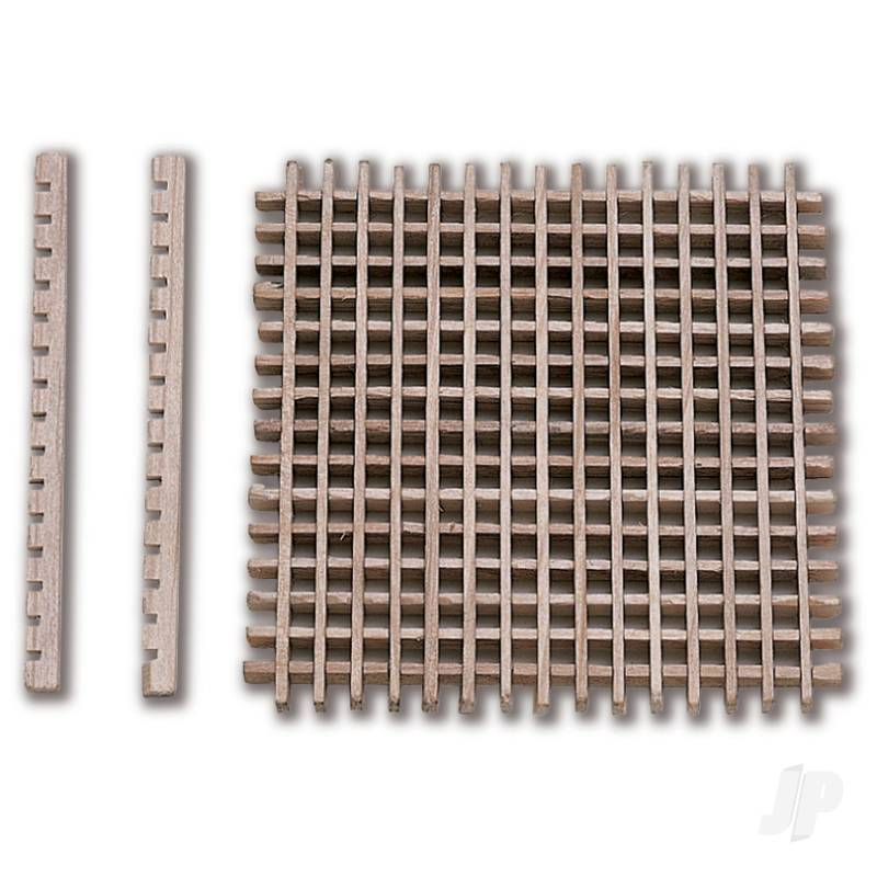 80053 Pre-Cut Grating 39x39 (1x6)
