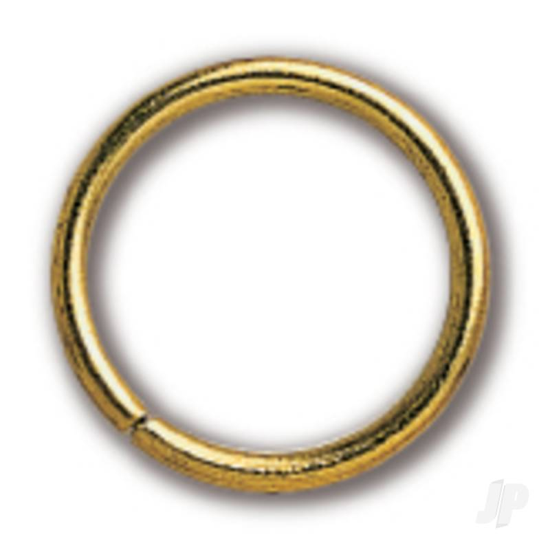 80068 Brass Ring 9x1 (30x6)