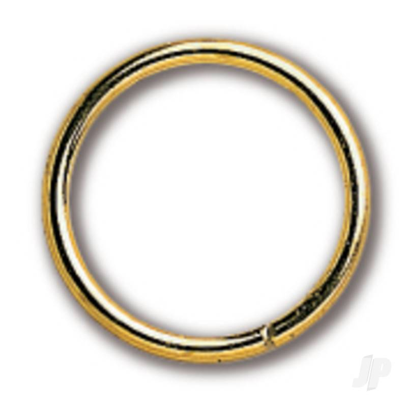 80069 Brass Ring 10x1.5 (20x6)