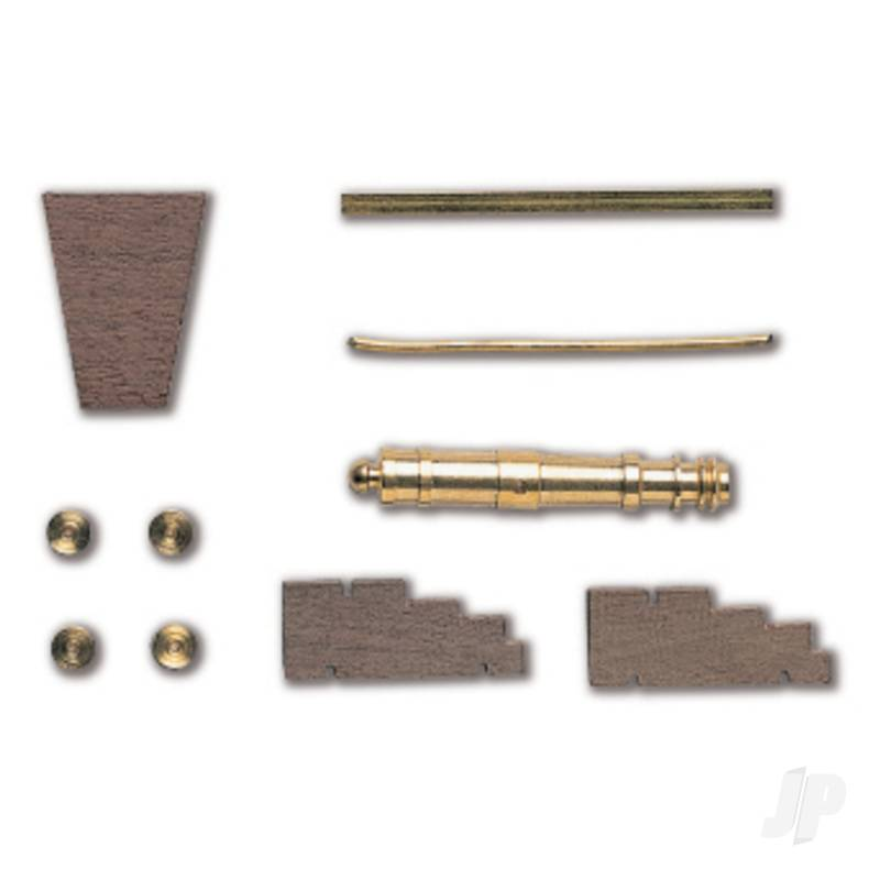 80090 Cannon Kit Comp 36x6mm (2x3)