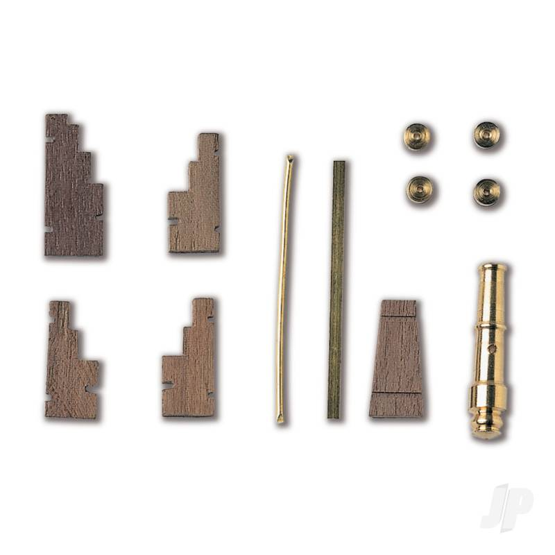 80092 Cannon Kit Comp 27x6mm (2x3)