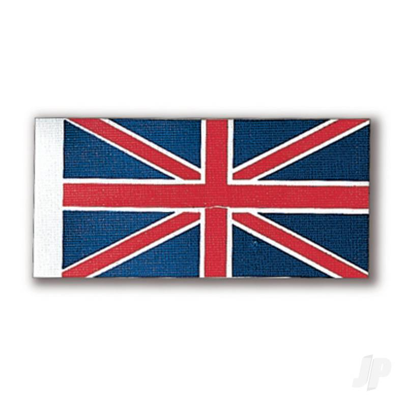 80190 Union Flag 36x70mm (1x6)