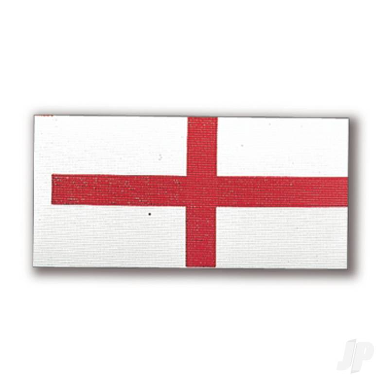 80194 Red Cross Flag 36x70mm (1x6)