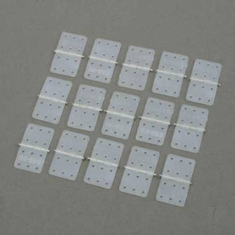 DB117 Standard Nylon Hinge (15 pcs)