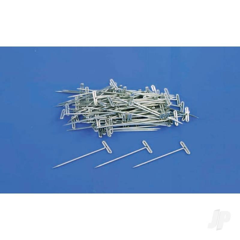 DB253 T-Pin 1.1/4in Nickel (100pcs)