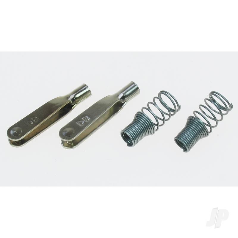 DB305 4-40 Solder Quicklinks (2pcs)