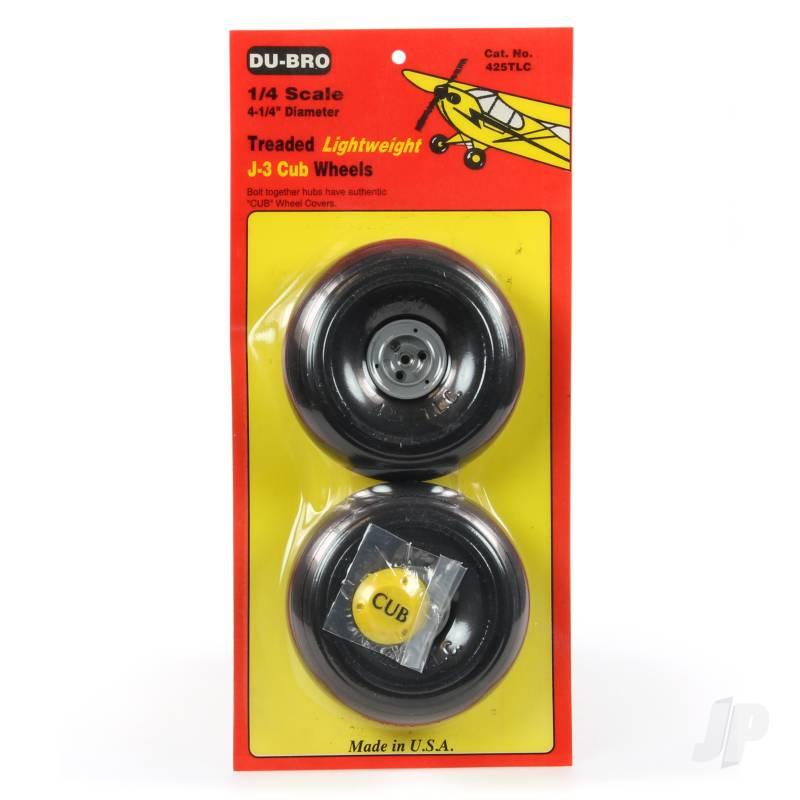 DB425Tlc J3 1/4 Scale Wheel 4.1/4