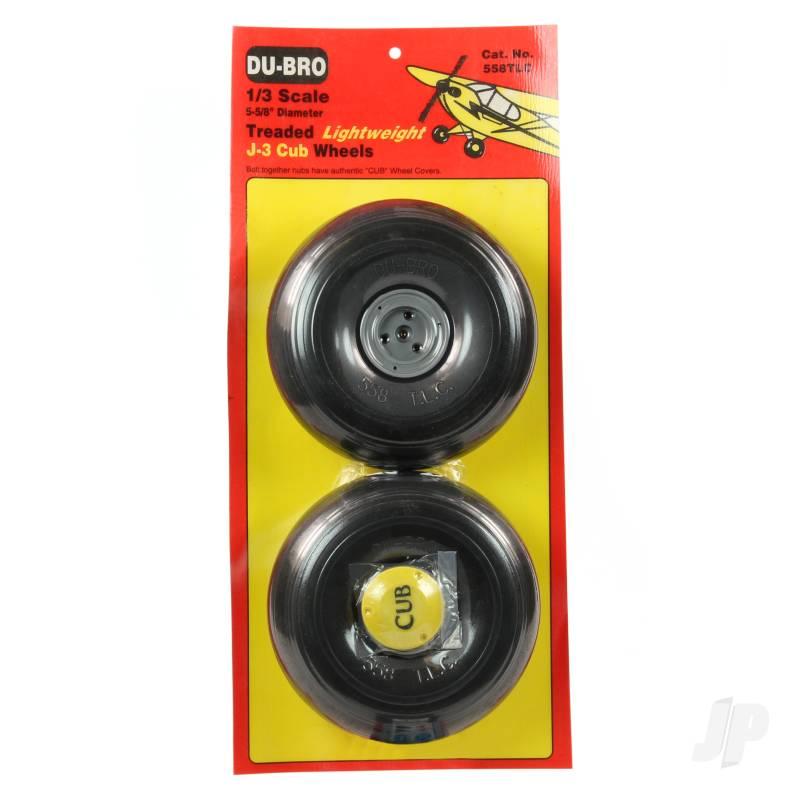 DB558Tlc J3 1/3 Scale Wheel 5.5/8