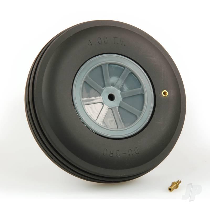 DB400Tv Large Treaded Inflatable Wheel 4 (1)