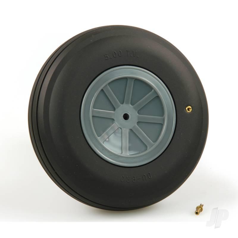 DB500Tv Large Treaded Inflatable Wheel 5 (1)