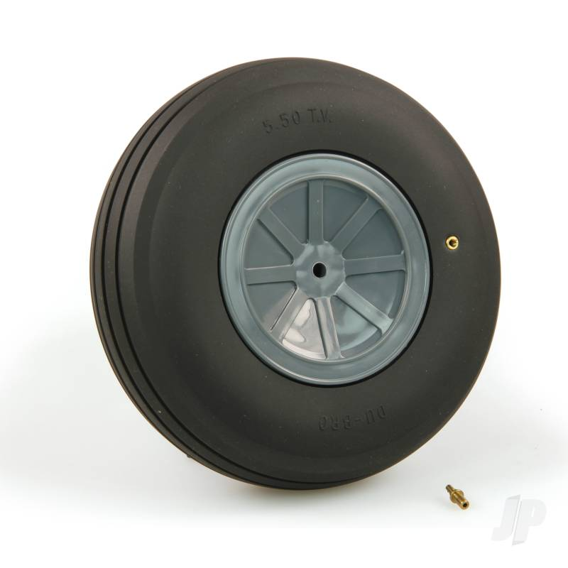 DB550Tv Large Treaded Inflatable Wheel 5.1/2 (1)