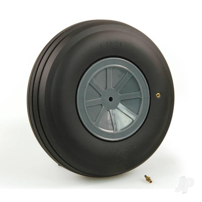DB600Tv Large Treaded Inflatable Wheel 6 (1)