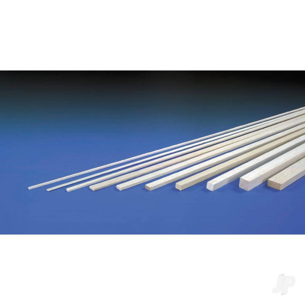 3/4in Square Strip Balsa (36in long)