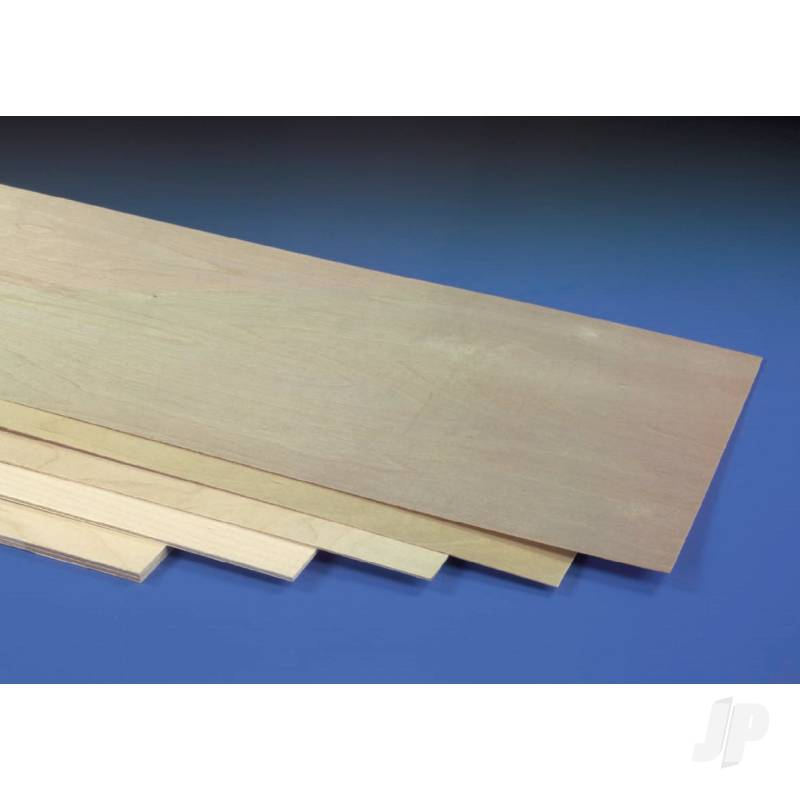 0.8mm (1/32in) 600x1200mm Ply