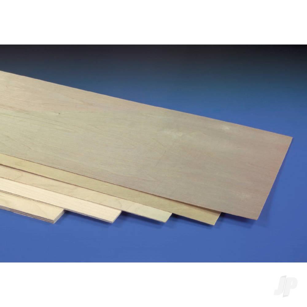 6.5mm (1/4in) 300 x 1200mm Birch Ply