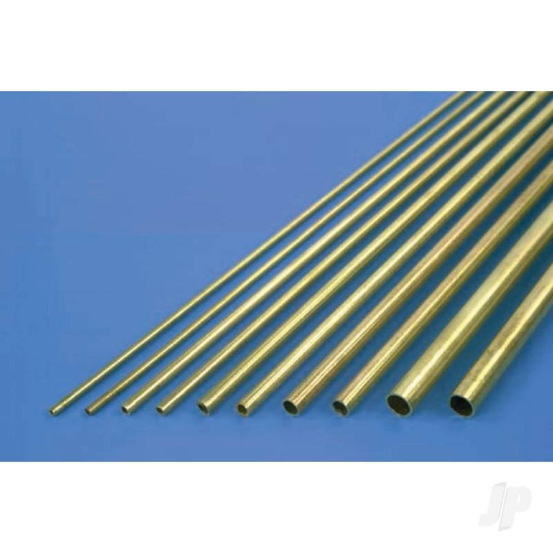 6ga I/D SWG 12 in Brass Tube (12pcs)