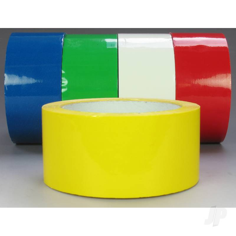 Bullet Yellow Trim Tape (50mm)