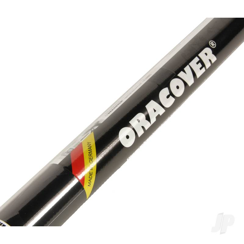 2m Oracover Matt Design Black (34-072-002)