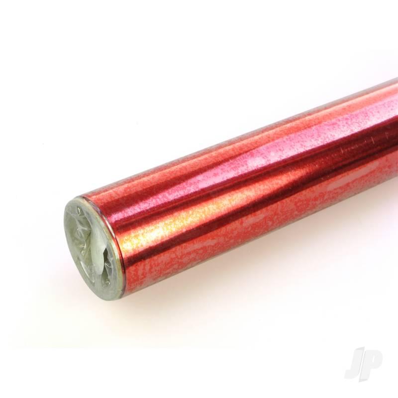 2m Oracover Air Medium Chrome Red (#093)