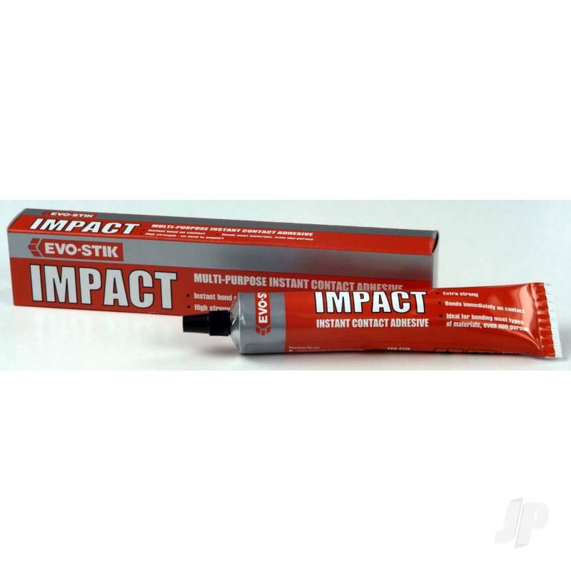 Evo-Stik Impact Adhesive 30g Tube (24)