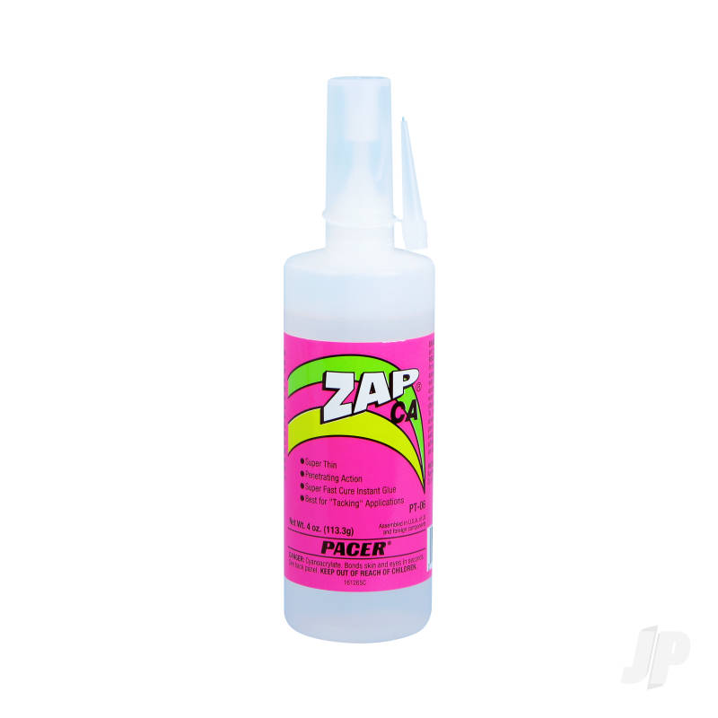 PT06 Zap CA 4oz (Thin)