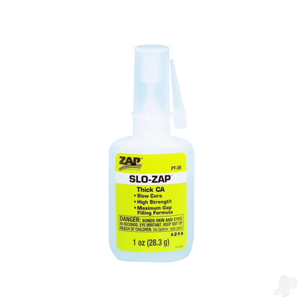 PT20 Slo-Zap CA 1oz (Thick