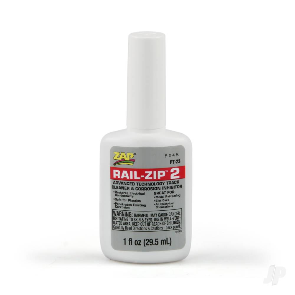 PT23 Rail Zip Track Cleaner 1oz