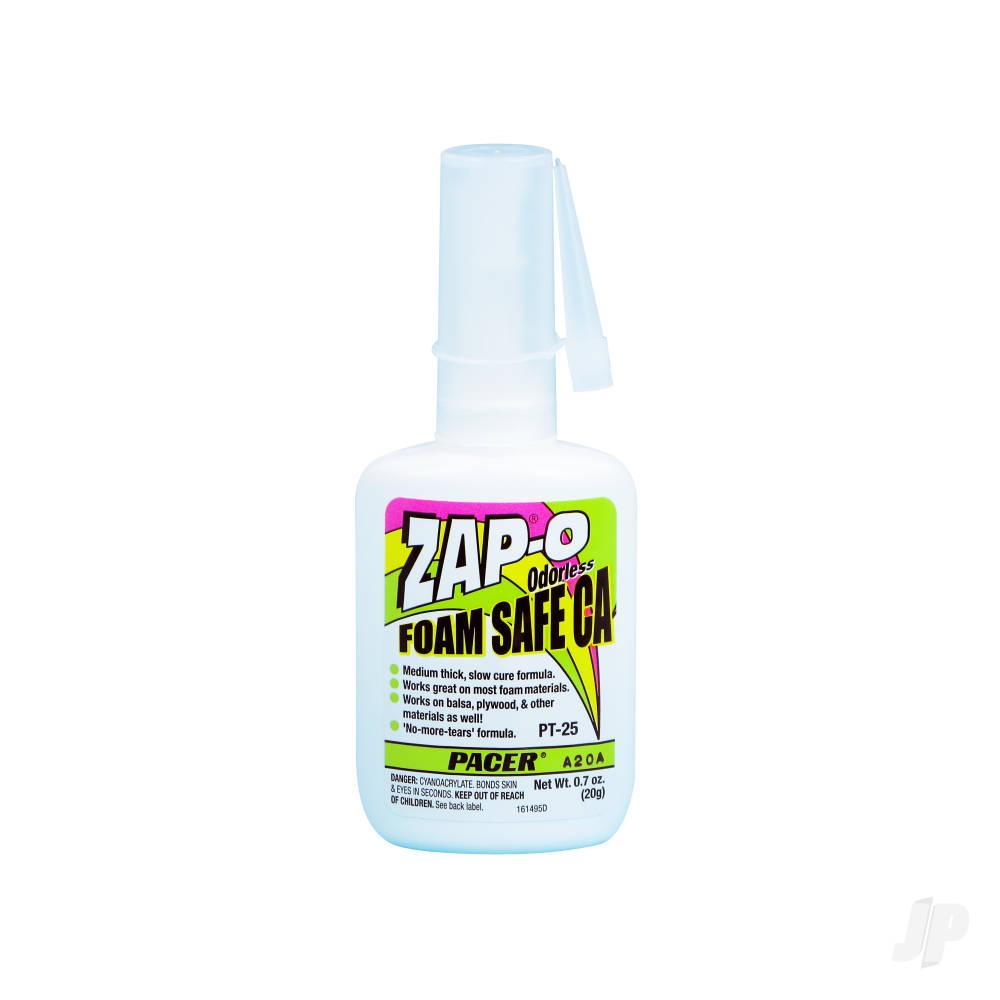 PT25 Zap-O Foam Safe CA .7oz