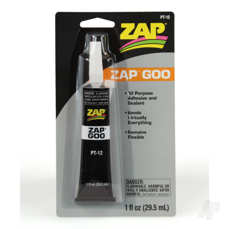 PT12 Zap Goo 1oz 29.5ml (Box of 6)