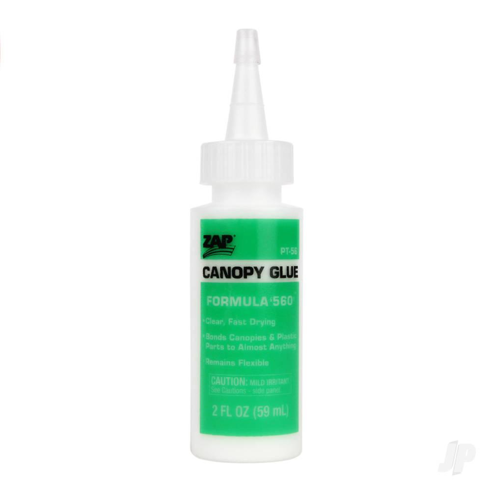 PT56 Formula 560 Canopy Glue 3oz (Box of 6)