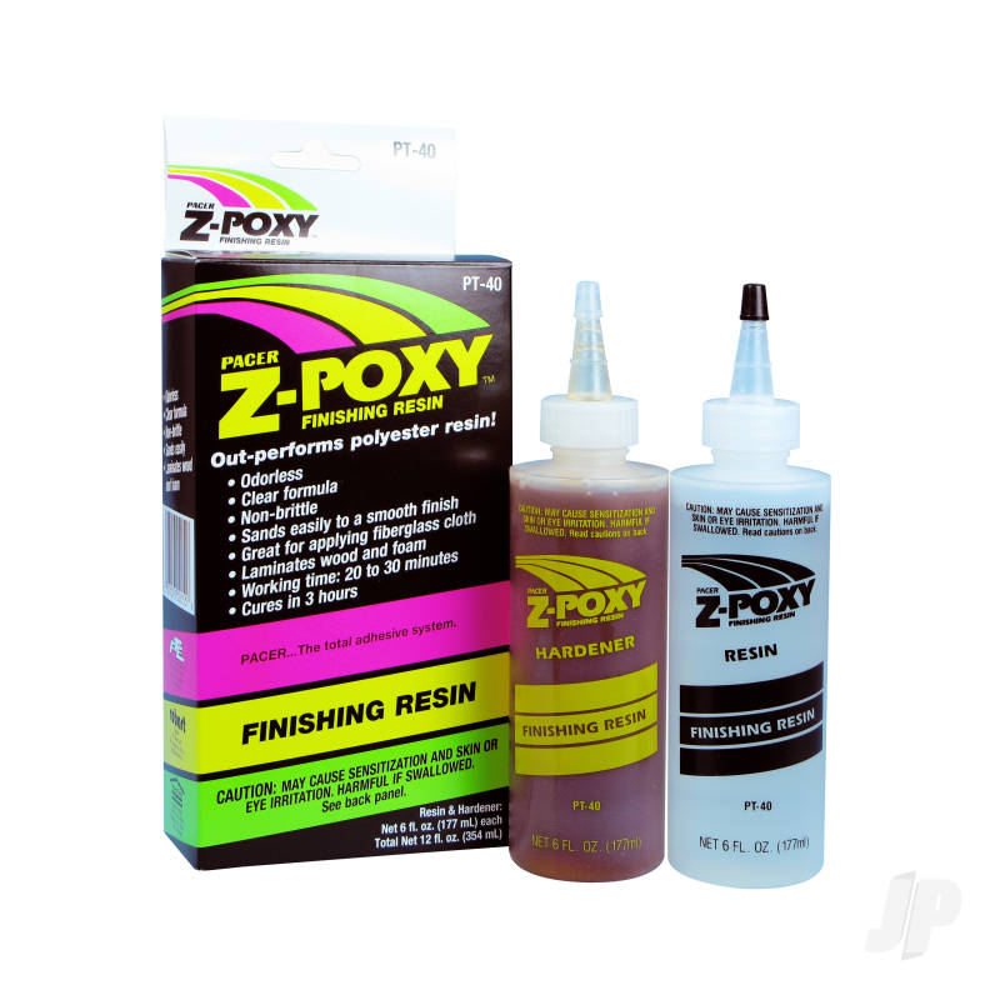 PT40 Z-Poxy Finishing Resin 12oz