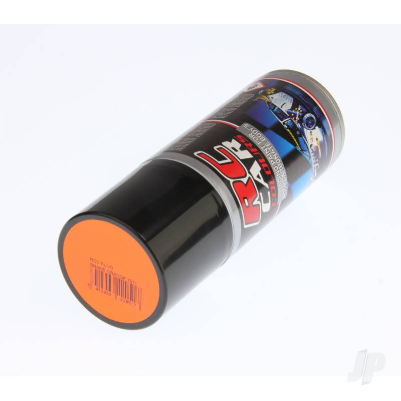 RC Car Colours Fluorescent Orange (#1011) (150ml)