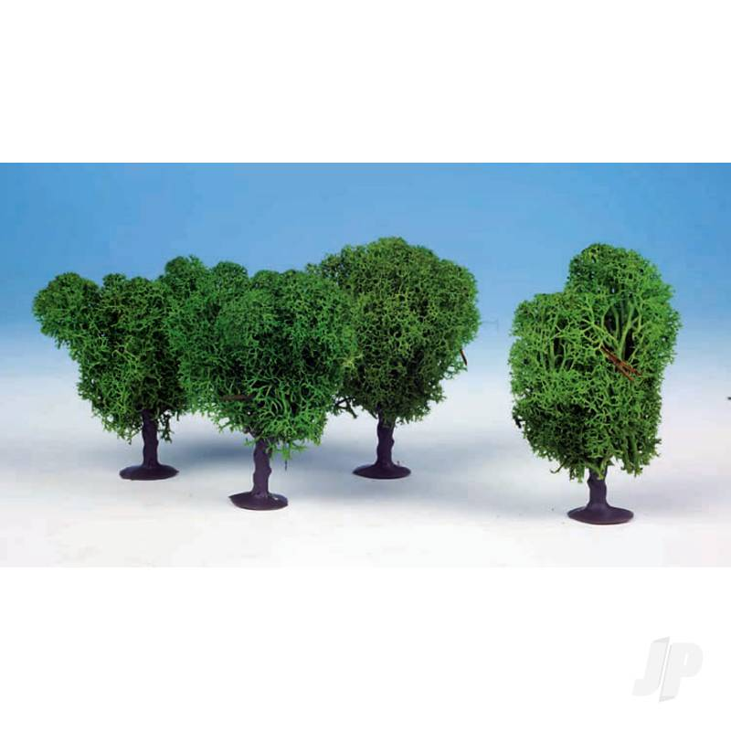 1031 4 Lichen Avenue Trees 7cm (Light Green)