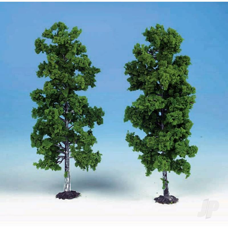 1135 2 Beech Trees 18cm (Light Green)