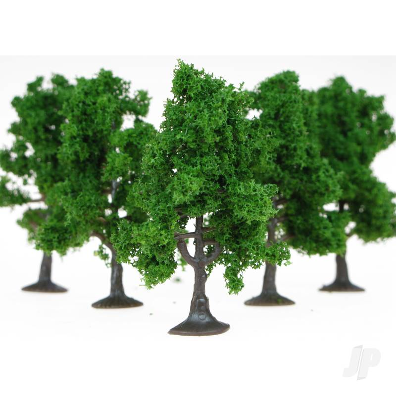 1965 5 Fruit Trees 7cm (Dark Green)