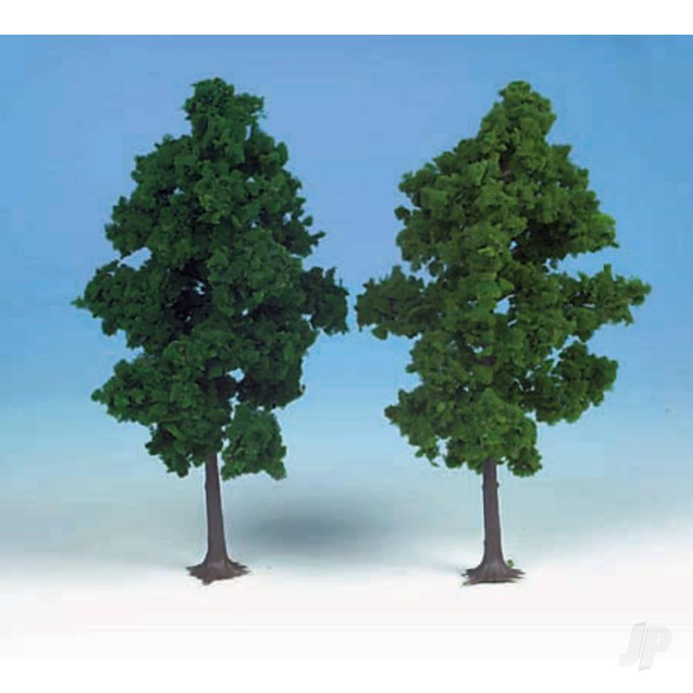 1202 2 Beech Trees 19cm (Dark Green)