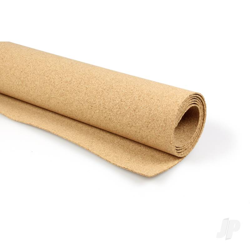 1.5mm (1/16ins) Cork Sheet 900x600mm