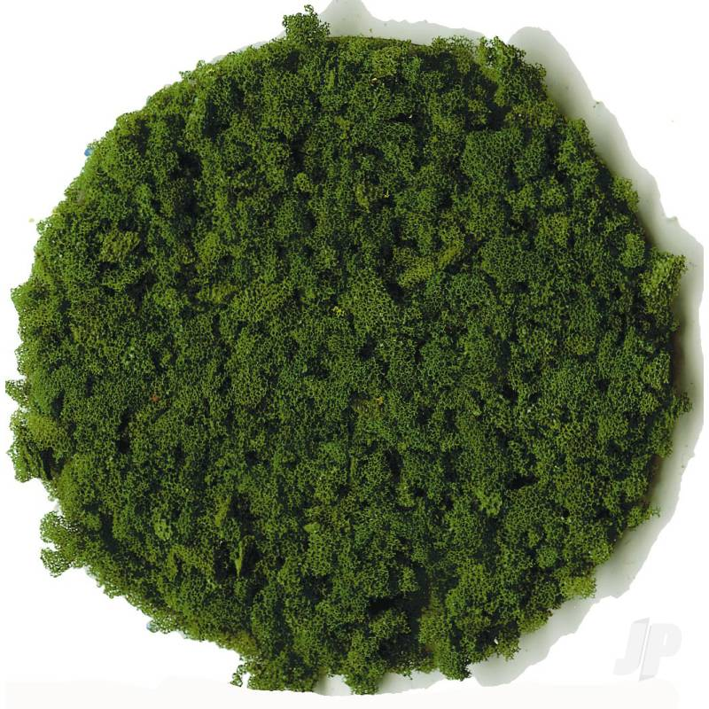 3389 Dark Green Foam Granules Large