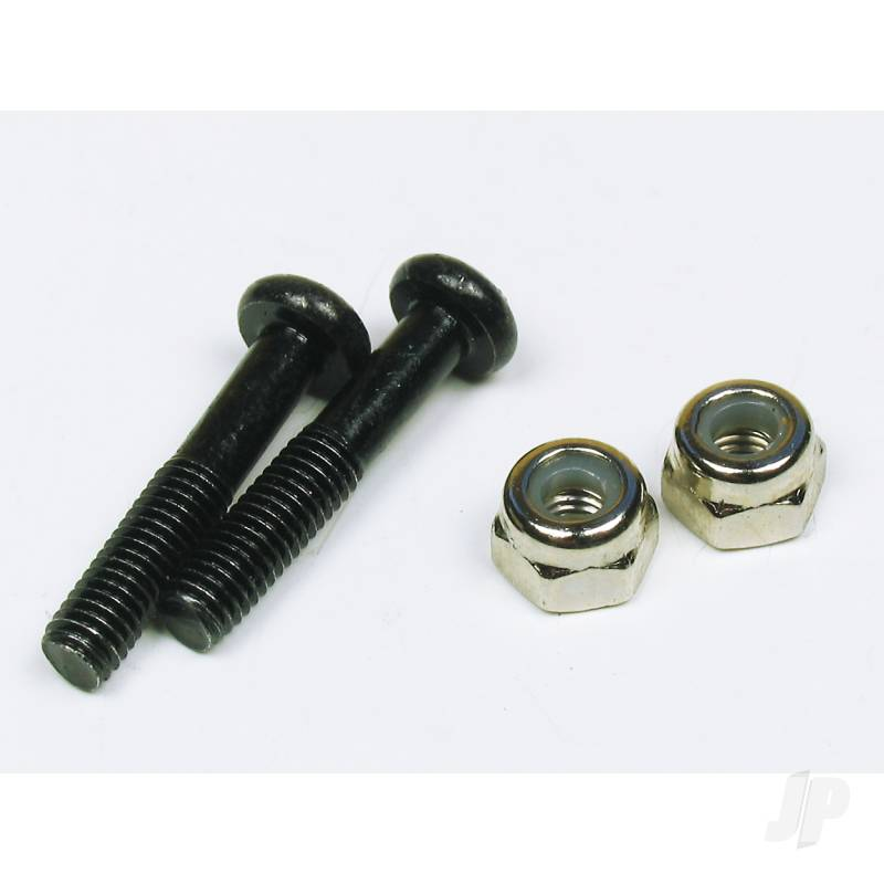 Storm/3DX Main Blade Holder Bolts & Nuts