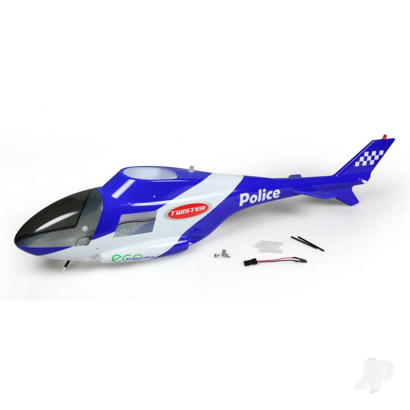 Police Helicam Body Set (With LED)