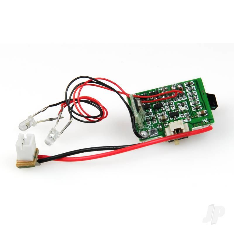 Micro Pro Receiver & Gyro Board