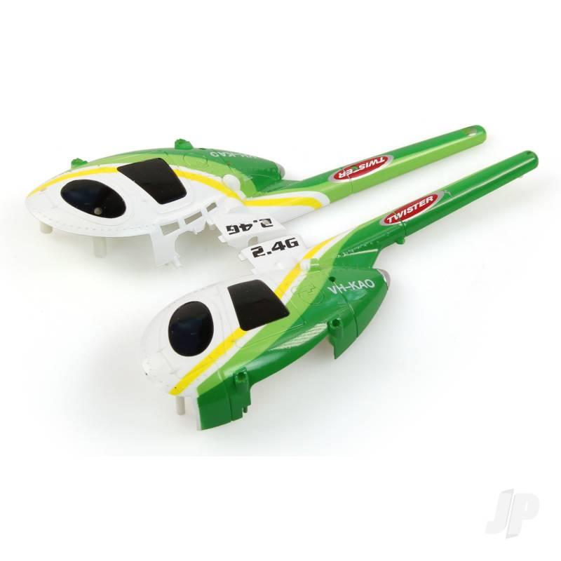 Mini Scale Body Set (Green/Yellow) (1)