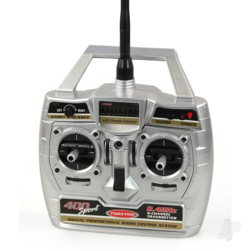400S 2.4GHz Transmitter (Mode 1)