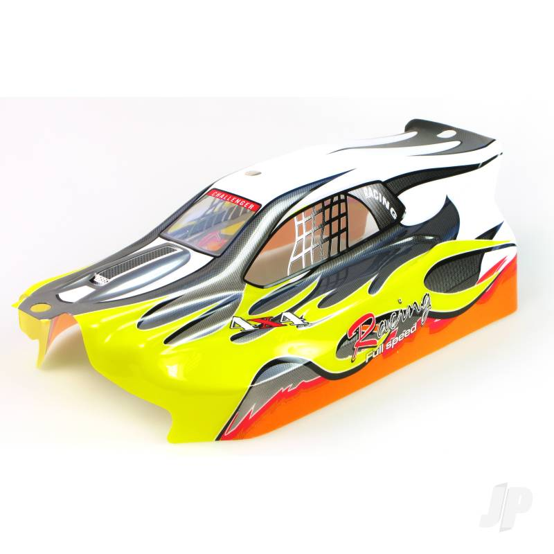 6588-B007 Truck Body (Rocket Pro) (Yellow)