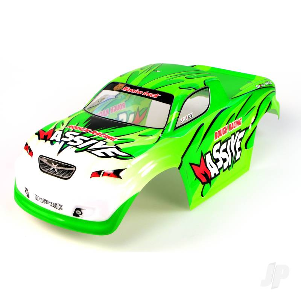 6598-B004 Truck Body (Massive) (Green)