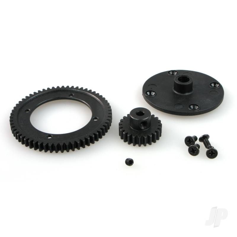6538-T003 Spur and Pinion Gears 59/23 (Steel)