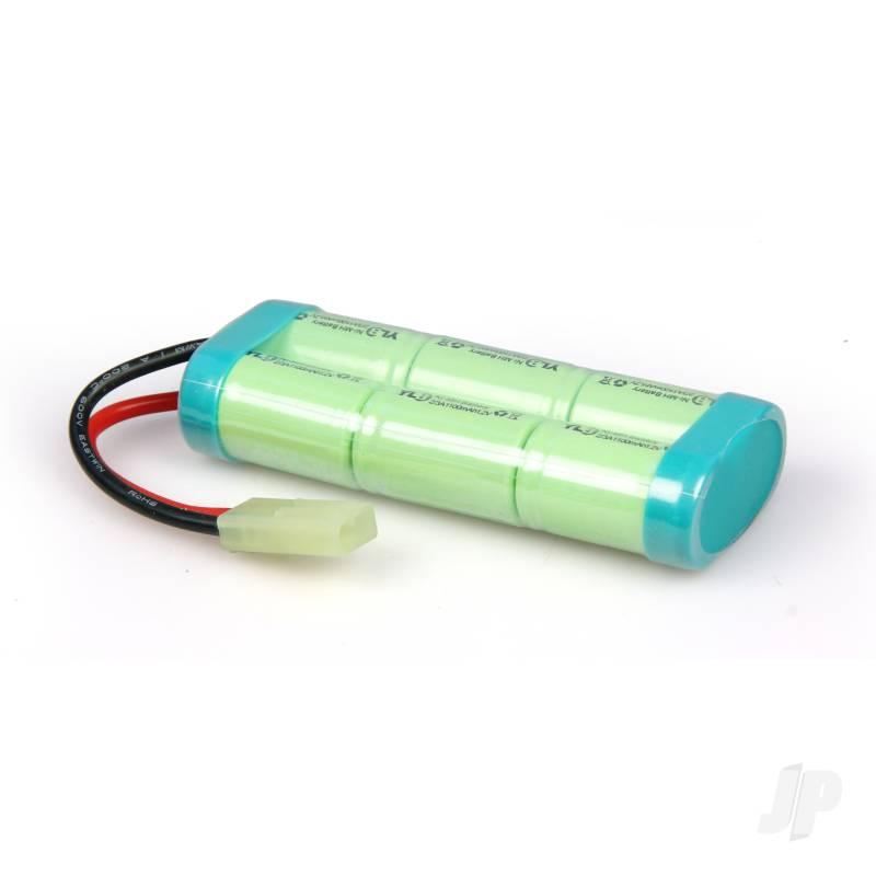 3864 NiMH Battery 7.2V 1100mAh (2/3 A)