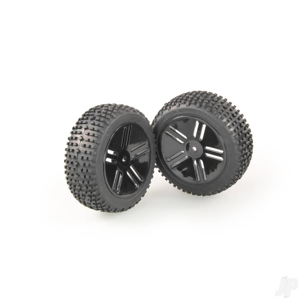 3378-P006 Front Wheel Complete (Mini Block) (2