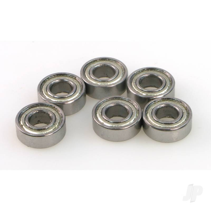 H038 Ball Bearing With Flange 4x8x3T (8)