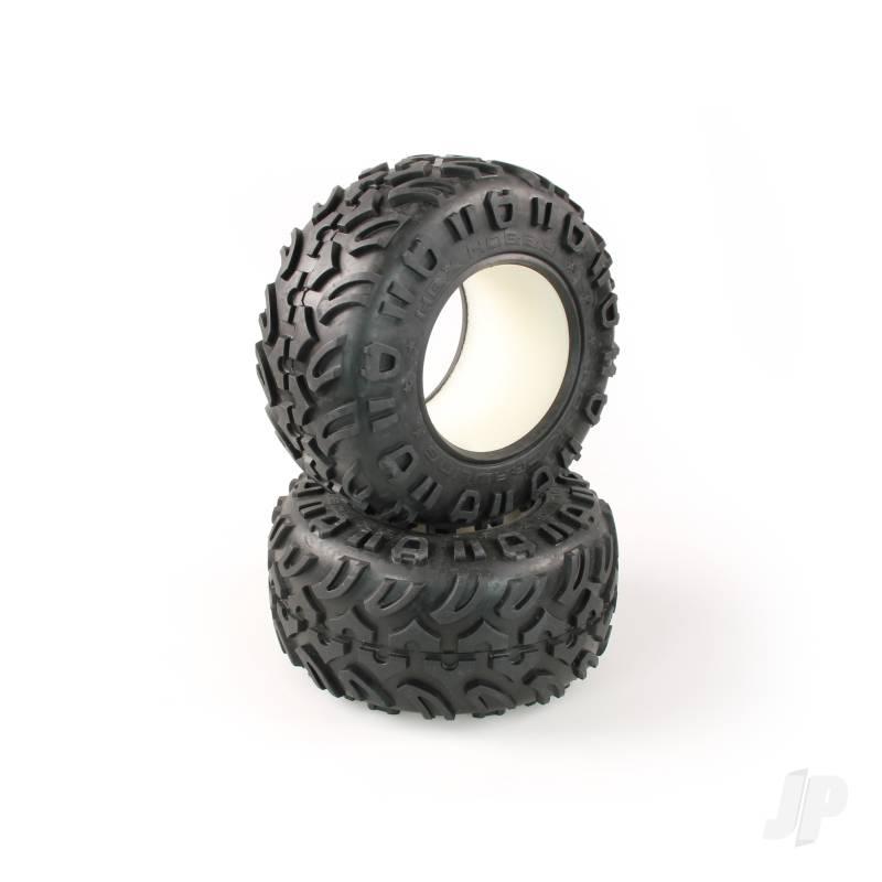 RCL-P016 Crawler Tyre + Sponge insert